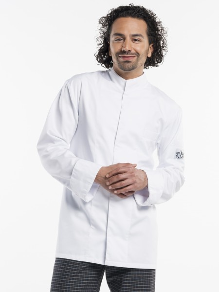 Kochjacke Executive White