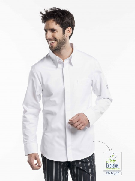 Kochjacke Chef Shirt White